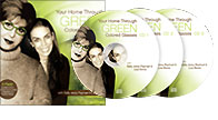 green colored glasses CD
